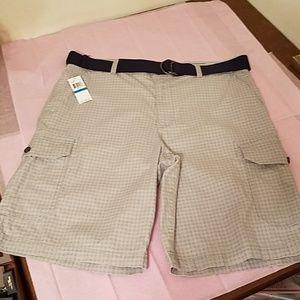 NWT Izod Men's Cargo Shorts